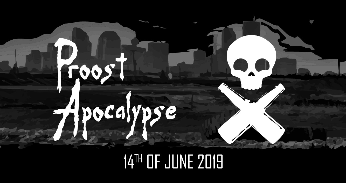 Proost apocalypse banner